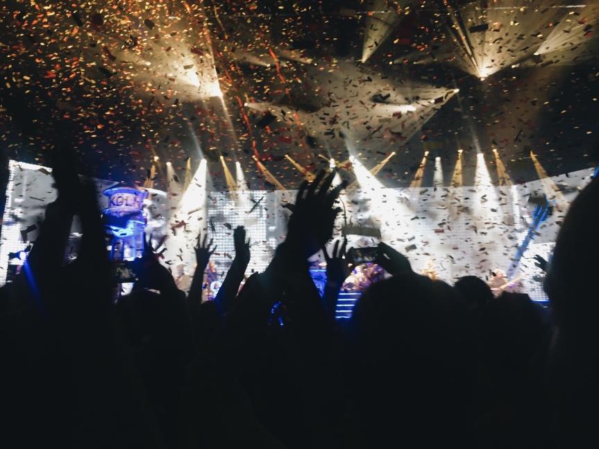 The Killers, Wonderful Wonderful Tour 2018 inCologne